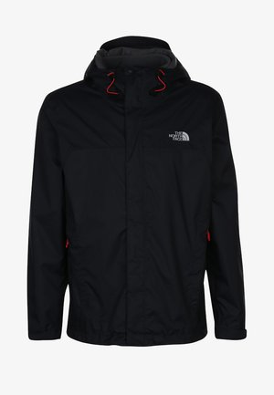 CORDILLERA TRICLIMATE JACKET 2-IN-1 - Outdoorová bunda - black/grey