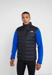 The North Face - NUPTSE ACONCAGUA - Vest - black - 0