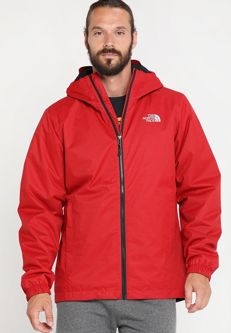 The North Face - QUEST - Vinterjakker - dark red