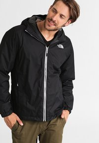 The North Face - QUEST - Vinterjacka - black - 0