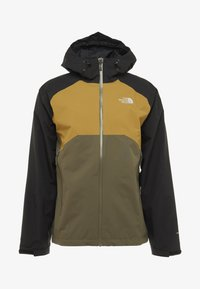The North Face - MENS STRATOS JACKET - Kuoritakki - new taupe green/black/british khaki - 5