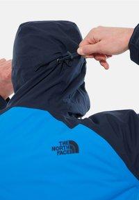 The North Face - MENS STRATOS JACKET - Hardshelljacka - blue - 4
