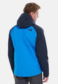 The North Face - MENS STRATOS JACKET - Hardshelljacka - blue - 1