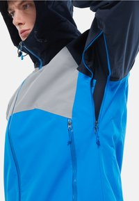 The North Face - MENS STRATOS JACKET - Hardshelljacka - blue - 2