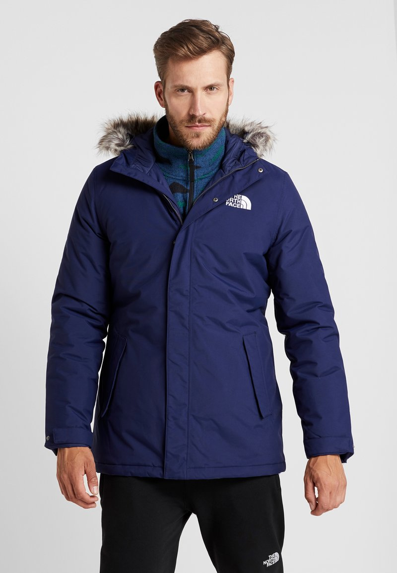 The North Face - ZANECK JACKET - Winter jacket - montague blue
