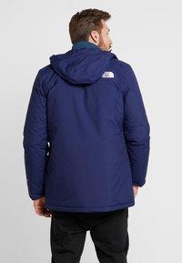 The North Face - ZANECK JACKET - Winter jacket - montague blue - 3