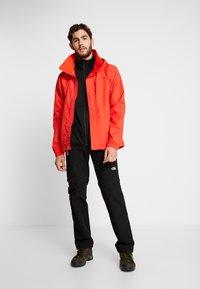 The North Face - RESOLVE JACKET - Outdoorová bunda - fiery red - 1