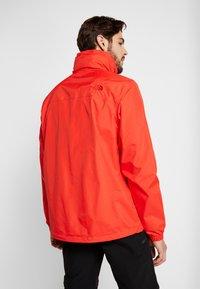 The North Face - RESOLVE JACKET - Outdoorová bunda - fiery red - 2