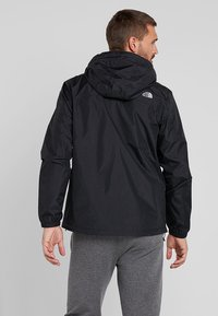 The North Face - RESOLVE JACKET - Kurtka Outdoor - black - 2
