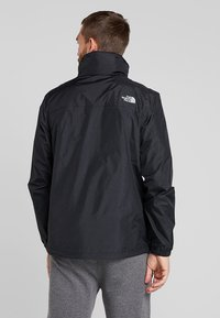 The North Face - RESOLVE JACKET - Kurtka Outdoor - black - 3