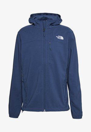 NIMBLE HOODIE - Outdoorjacke - blue wing teal