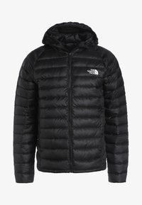 The North Face - TREVAIL HOODIE - Piumino - black - 4