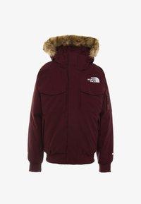 The North Face - GOTHAM URBAN  - Gewatteerde jas - deep garnet red - 8