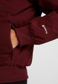 The North Face - GOTHAM URBAN  - Gewatteerde jas - deep garnet red - 7