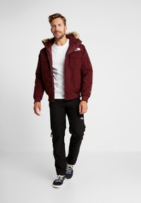 The North Face - GOTHAM URBAN  - Gewatteerde jas - deep garnet red - 1
