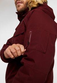 The North Face - GOTHAM URBAN  - Gewatteerde jas - deep garnet red - 6