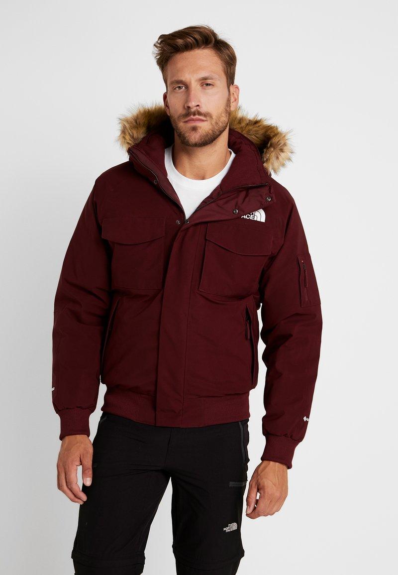 The North Face - GOTHAM URBAN  - Gewatteerde jas - deep garnet red