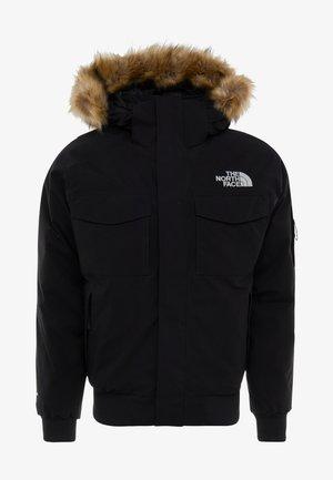 GOTHAM URBAN  - Down jacket - black