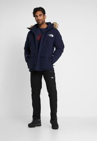 The North Face - MOUNTAIN MURDO  - Gewatteerde jas - montague blue - 1