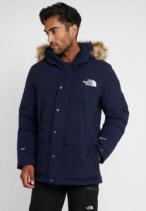 MOUNTAIN MURDO  - Gewatteerde jas - montague blue