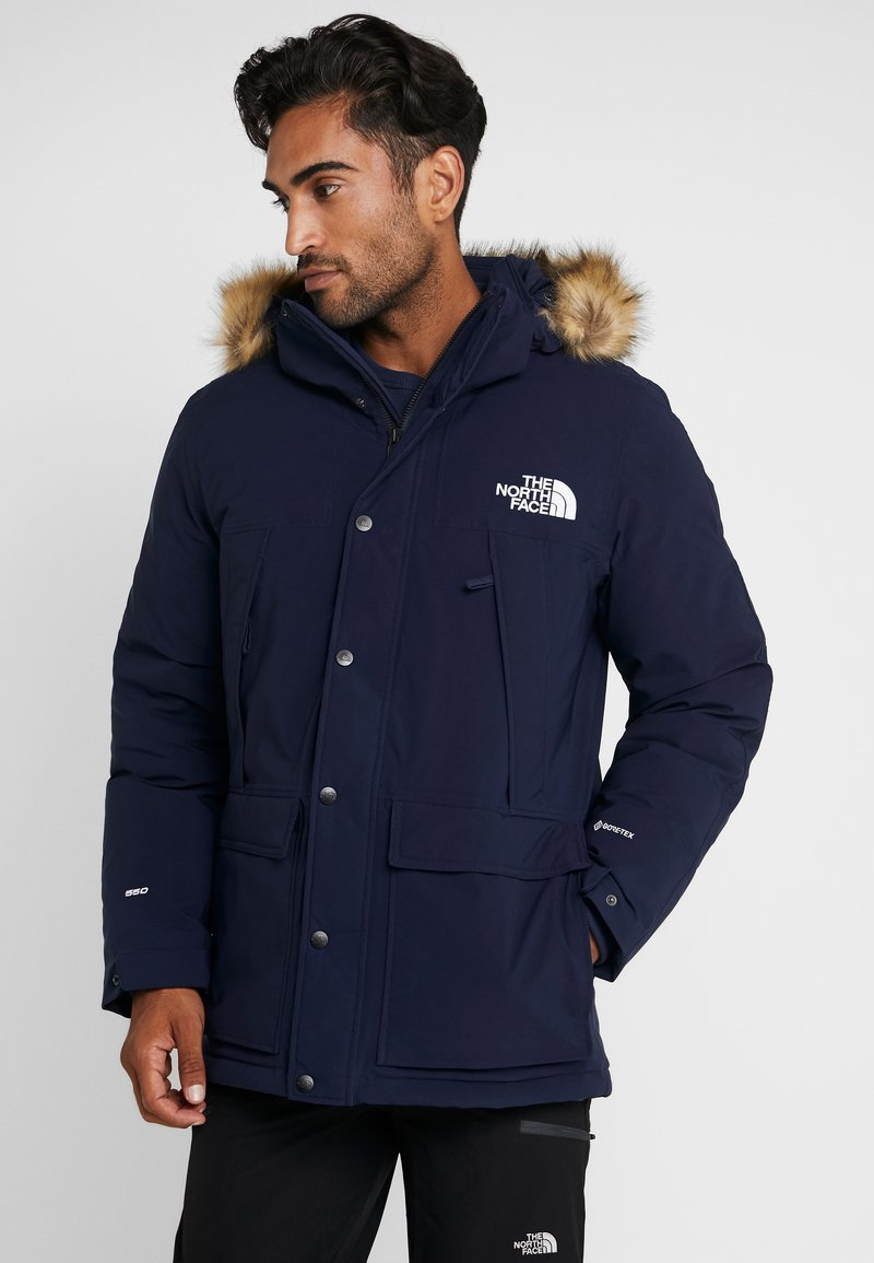 The North Face - MOUNTAIN MURDO  - Gewatteerde jas - montague blue