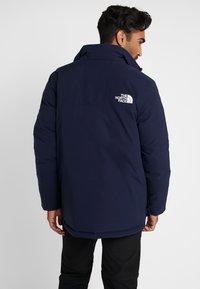 The North Face - MOUNTAIN MURDO  - Gewatteerde jas - montague blue - 4