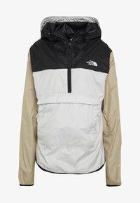 The North Face - MENS FANORAK - Veste coupe-vent - tingrey/black/twill beige - 3