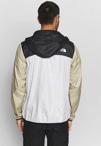 The North Face - FANORAK - Veste coupe-vent - tingrey/black/twill beige - 2