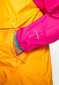 The North Face - MENS FANORAK - Veste coupe-vent - orange/teal/pink - 4