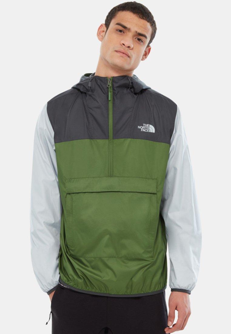The North Face - FANORAK - Windjack - green