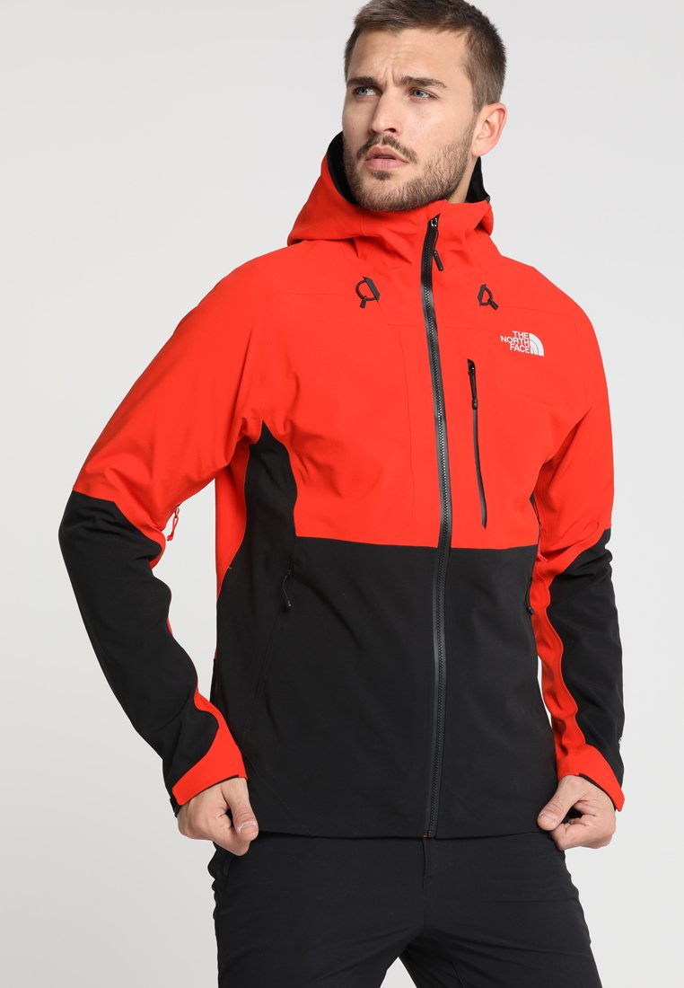 The North Face - APEX FLEX GTX 2.0 - Hardshelljacka - fiery red/black