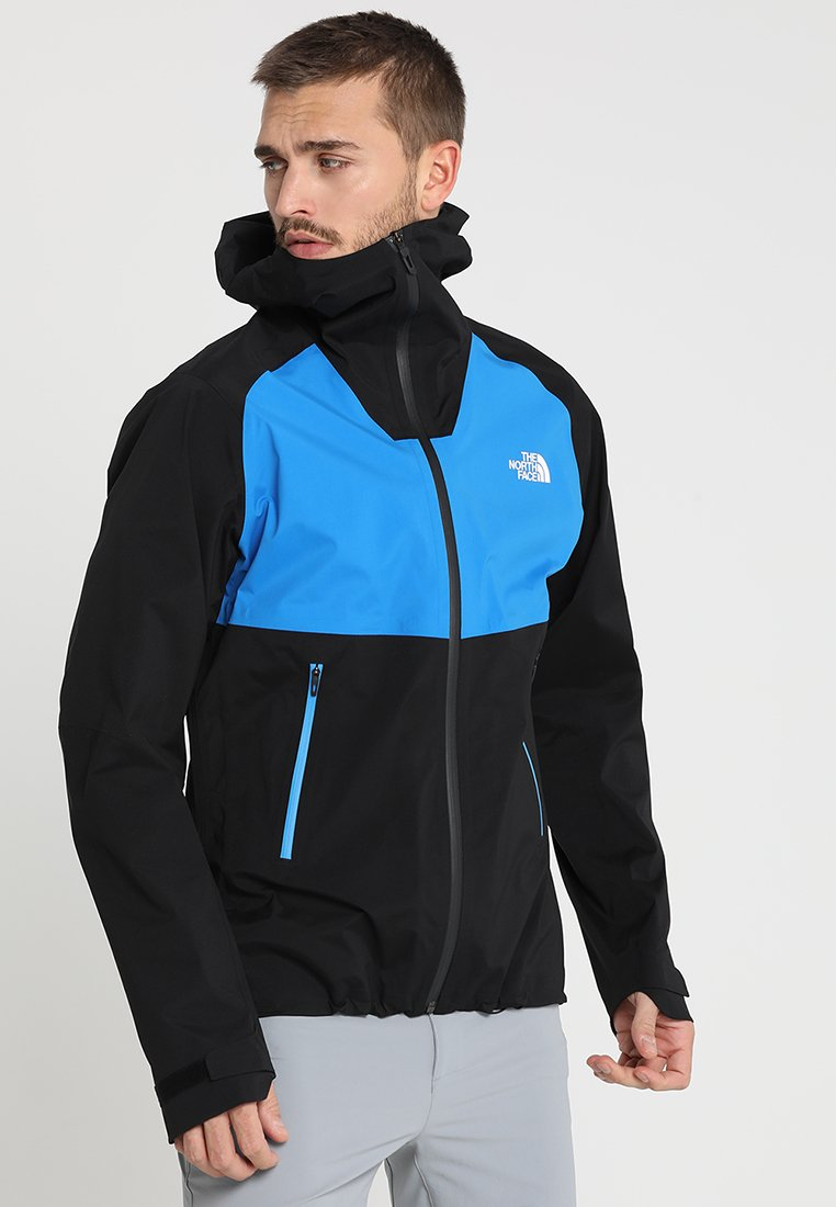 The North Face - KEIRYO DIAD  - Hardshelljacke - bomber blue/black