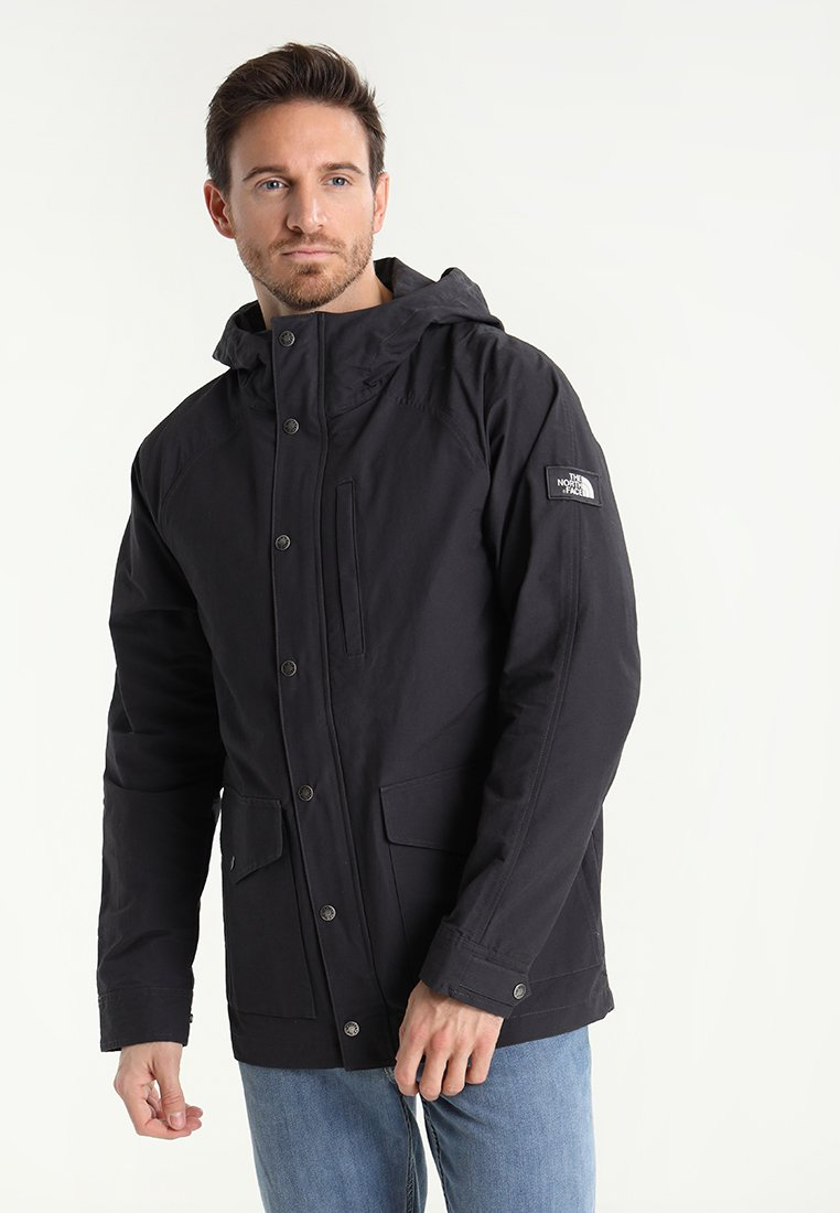 The North Face - WAX - Outdoorjacke - weathered black