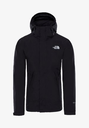 MNTN LGT - Outdoorjas - tnf black