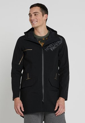 TERRA APEX FLEX COAT - Hardshell jacket - black