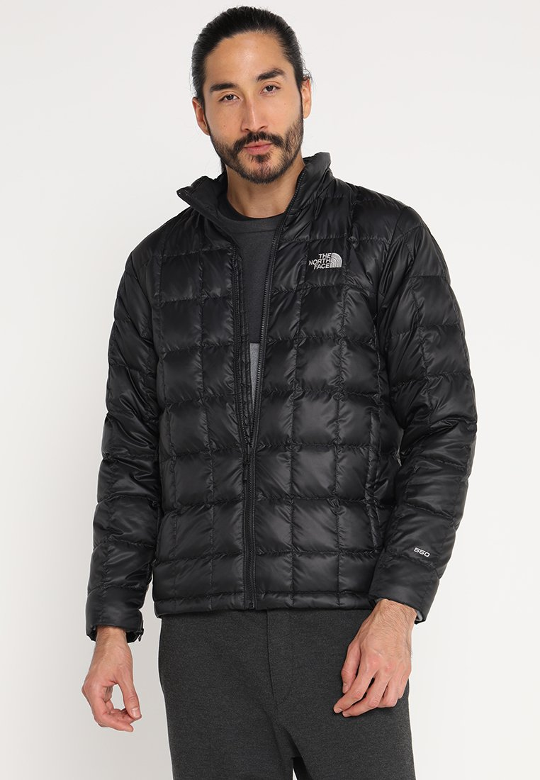 The North Face - KABRU JACKET - Down jacket - black