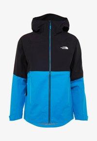 The North Face - IMPENDOR SHELL - Hardshell jacket - acoustic blue/black - 3