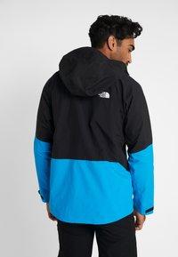 The North Face - IMPENDOR SHELL - Hardshell jacket - acoustic blue/black - 2