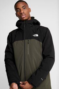 The North Face - Outdoorjas - new taupe green/black - 4