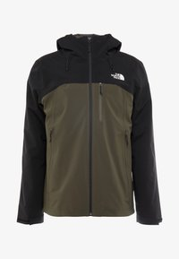 The North Face - Outdoorjas - new taupe green/black - 5