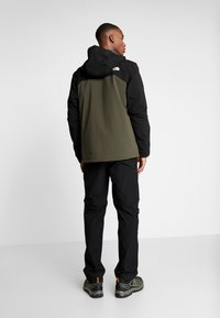 The North Face - Outdoorjas - new taupe green/black - 2