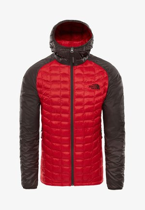THERMOBALL  HOODIE - Kurtka Outdoor - red