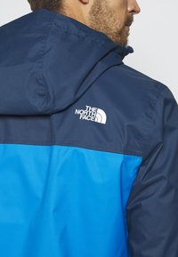 The North Face - MENS MILLERTON JACKET - Hardshellová bunda - clear lake blue/blue wing teal - 5