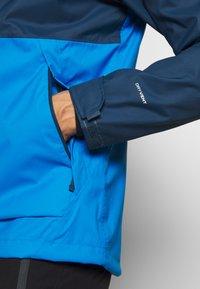 The North Face - MENS MILLERTON JACKET - Hardshellová bunda - clear lake blue/blue wing teal - 3