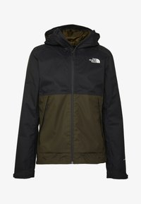 The North Face - MENS MILLERTON JACKET - Kurtka hardshell - new taupe green/asphalt grey - 5