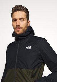 The North Face - MENS MILLERTON JACKET - Kurtka hardshell - new taupe green/asphalt grey - 3