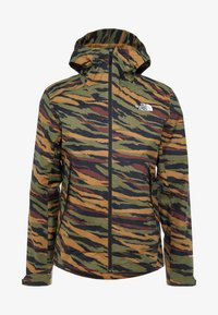 The North Face - MILLERTON - Outdoorjas - burnt olive green - 3