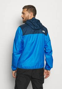 The North Face - MENS CYCLONE 2.0 HOODIE - Impermeable - blue wing teal/clear lake blue - 2