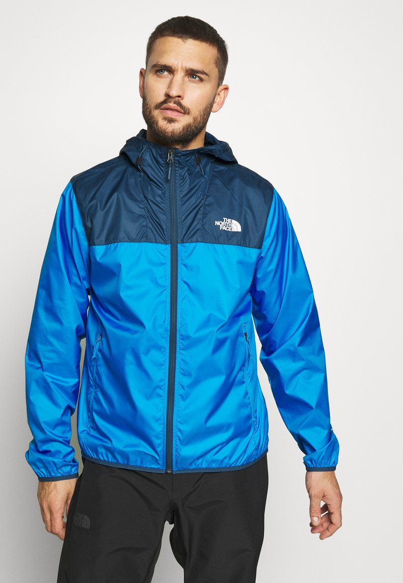 The North Face - MENS CYCLONE 2.0 HOODIE - Impermeable - blue wing teal/clear lake blue