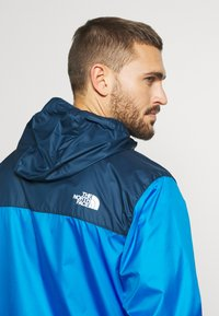 The North Face - MENS CYCLONE 2.0 HOODIE - Impermeable - blue wing teal/clear lake blue - 5